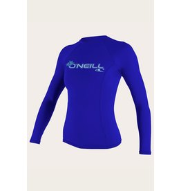 O'Neill O'Neill Basic Long Sleeve UPF 50+ Rash Guard Women's