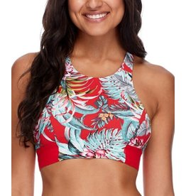 Skye Skye Anita Azalea Sporty Swim Top Women's