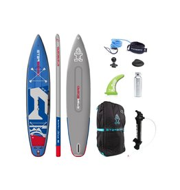 "Starboard SUP Starboard 12'6"" x 30"" Touring Deluxe Double Chamber Inflatable SUP 2020"