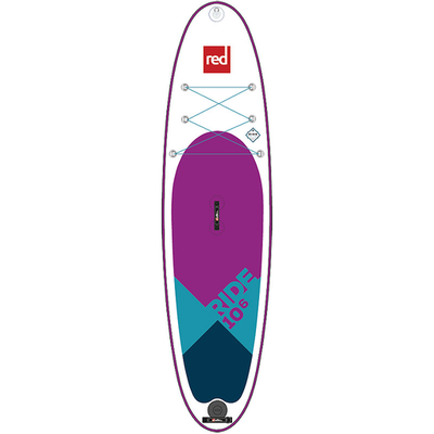 Red Paddle Co Red Paddle Co 10'6 Ride Special Edition MSL SUP 2019