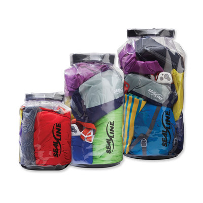 SealLine Sealline Baja View Clear Dry Bag, 20L
