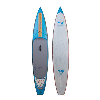 Blu Wave Board Co Blu Wave The Fathom Twelve-Six SUP, 12'6""