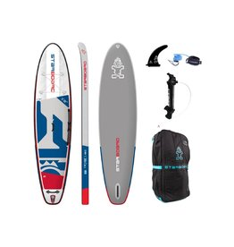 "Starboard SUP Starboard 11'2"" x 32"" iGo Deluxe Inflatable SUP 2020"
