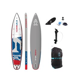 "Starboard SUP Starboard 12'6"" x 30"" Touring Deluxe Inflatable SUP 2020"
