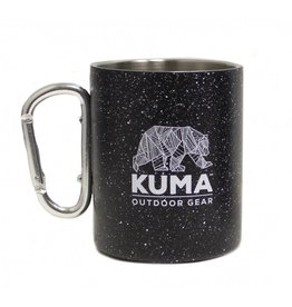 Kuma Kuma Stainless Steal Coffee Mug