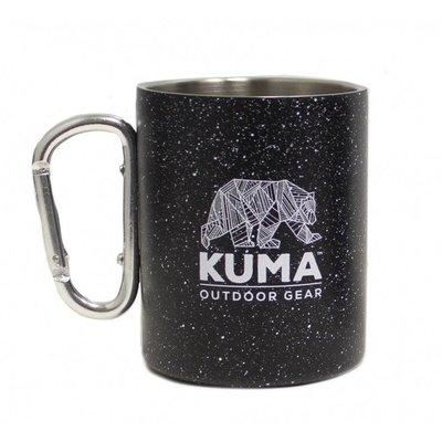 Kuma Kuma Stainless Steal Coffee Mug