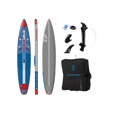 """Starboard SUP Starboard 12'6"""" x 27"""" All Star Airline Inflatable SUP 2020"""
