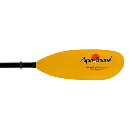 Aqua Bound Aqua Bound Sting Ray Fiberglass 2pc Kayak Paddle
