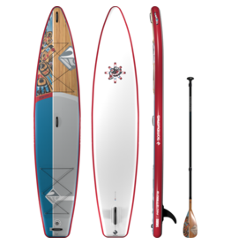 "Boardworks Boardworks Shubu Raven 12'6"" Inflatable SUP Package"