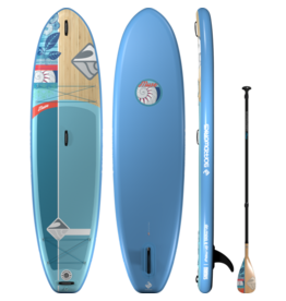 "Boardworks Boardworks Shubu Muse 10'2"" Inflatable SUP Package"
