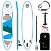 """Bic SUP BIC Breeze Air 11' x 29.5"""" Inflatable SUP Package"""