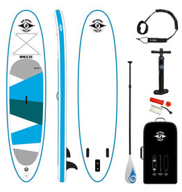 "Bic SUP BIC Breeze Air 11' x 29.5"" Inflatable SUP Package"