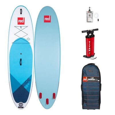 Red Paddle Co Red Paddle Co 10'8 Ride MSL Inflatable SUP 2020