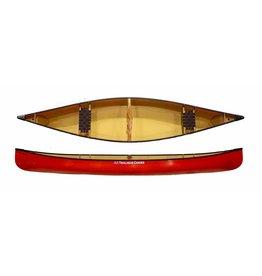 Trailhead Canoes Trailhead Canoes Prospector 16, Fusion Lite, Aluminium Trim