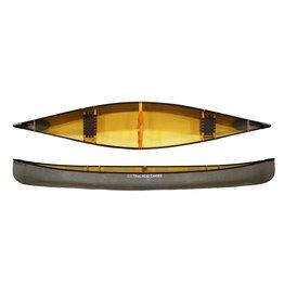 Trailhead Canoes Trailhead Canoes Prospector 16, Fusion Lite, Aluminium Trim Carbon Innegra