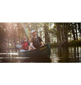 Esquif Esquif Mallard XL T-Formex Canoe, Olive
