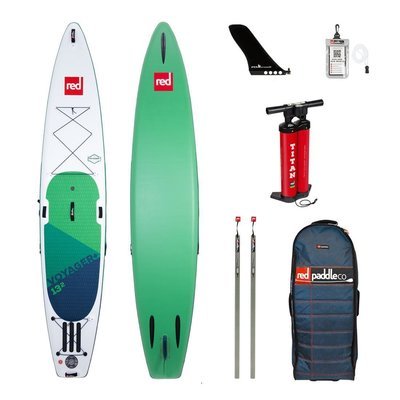 Red Paddle Co Red Paddle Co 13'2 Voyager+ SUP 2020