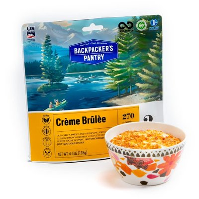 Backpackers Pantry Backpackers Pantry Creme Brulee