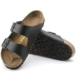Birkenstock Birkenstock Arizona Smooth Leather Sandal