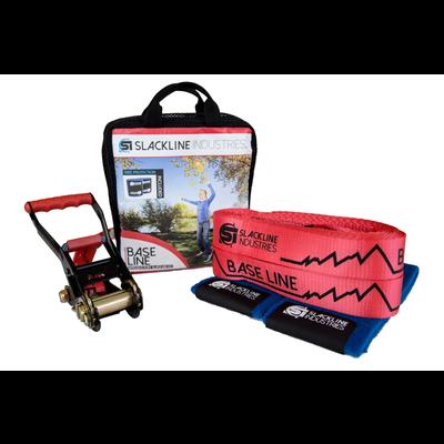 Slackline Industries Slackline Industries Baseline 50ft Slackline Kit