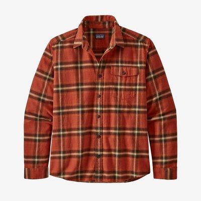 Patagonia Patagonia Lightweight Fjord Flannel LS Shirt Men's