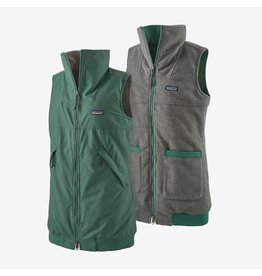 Patagonia Patagonia Shelled Synchilla Reversible Vest Women's