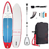 Level Six Level Six Eleven Six HD Inflatable SUP Board Package