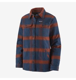 Patagonia Patagonia Insulated Fjord Flannel Jacket Women's