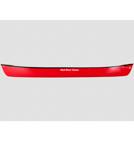 Mad River Canoe Mad River Journey 16.7 Canoe, Red