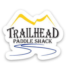 Trailhead Trailhead Paddle Shack Sticker