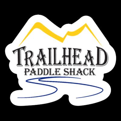 Trailhead Trailhead Paddle Shack Sticker