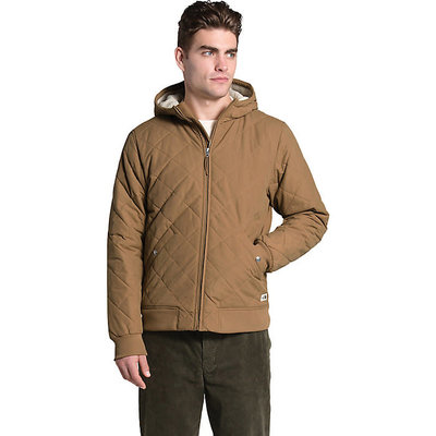 The North Face The North Face Cuchillo Insulated Full Zip Hoodie Men's