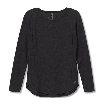 Royal Robbins Royal Robbins Yosemite Slub Boat Neck Long Sleeve Top Women's