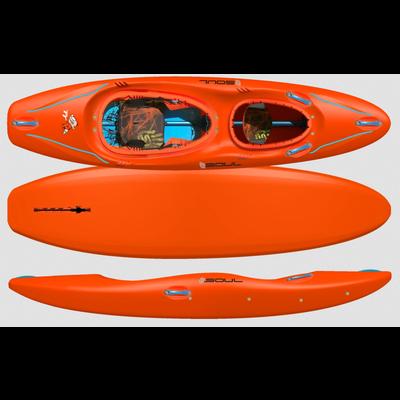 Soul Waterman Soul Waterman Terrible Two Tandem Kayak