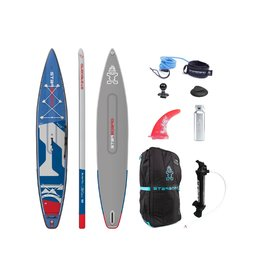 """Starboard SUP Starboard 14' x 30"""" Touring Deluxe Double Chamber Inflatable SUP 2020"""
