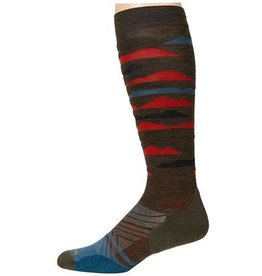 Smartwool Smartwool Ski Light Elite Pattern Sock Men's