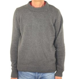 Irelands Eye Irelands Eye Brandon Jersey Crew Neck Sweater Men's