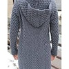 Irelands Eye Irelands Eye Coolquay Trellis Hooded Coat Women's