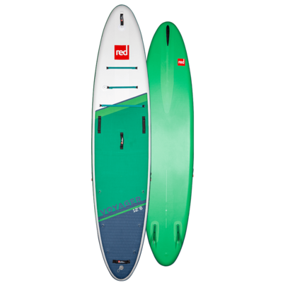 """Red Paddle Co Red Paddle Co 12'6"""" Voyager Inflatable SUP 2021"""