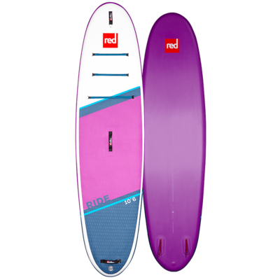 """Red Paddle Co Red Paddle Co 10'6"""" Ride SE Inflatable SUP 2021"""