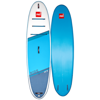 """Red Paddle Co Red Paddle Co 10'6"""" Ride Inflatable SUP 2021"""