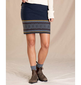 Toad & Co. Toad & Co. Heartfelt Merritt Meino Sweater Skirt Women's