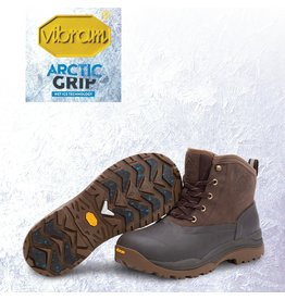 Muck Boot Company Muck Arctic Grip Outpost Lace Winter Boot Mens