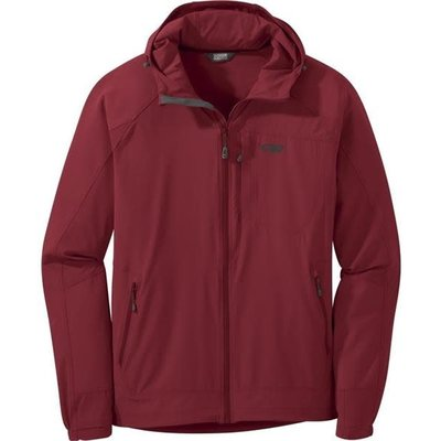 Outdoor Research Outdoor Research Ferrosi Hooded Jacket Men's (Past Season)