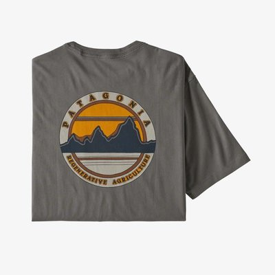 Patagonia Patagonia Road to Regenerative Pocket Tee Men's
