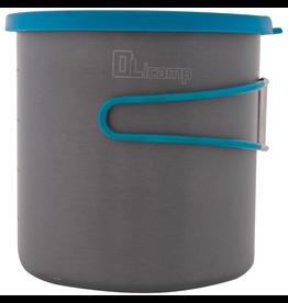 Olicamp Olicamp LT Hard Anodized 1L Pot
