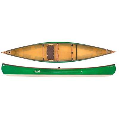 Swift Swift Prospector 14 Kevlar Fusion CKT, Multi Height Seat Pods, Solo Canoe