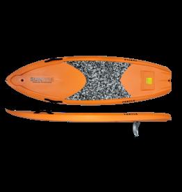 "Sunrise Stand Up Paddleboards Sunrise SUP Kids 8'x30"" Turtle"