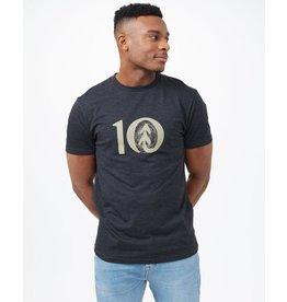 Ten Tree Ten Tree Woodgrain Ten T-Shirt Men's