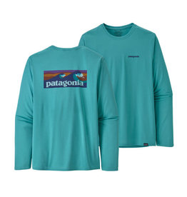 Patagonia Patagonia Capilene Cool Daily Graphic Long Sleeve Men's
